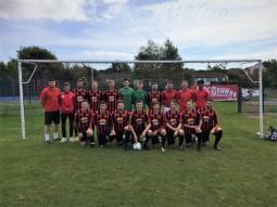 Dinas 1st's Team Pic